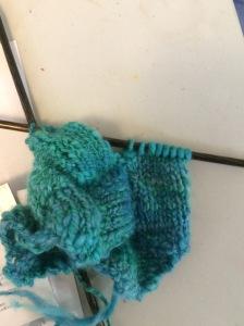 turtle purl entelac